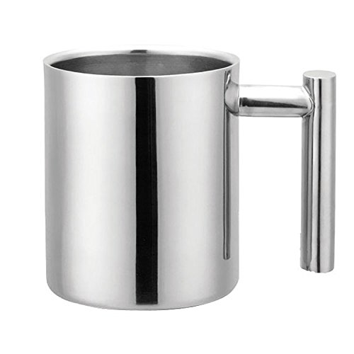 how to get tea stains out of stainless steel mugs