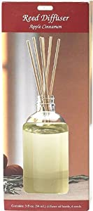 Jodhpuri Apple Cinn. Mini Reed Diffuser APPLE/CINNAMON