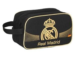Real Madrid - Neceser con 2 departamentos (Safta 8 11257 518)