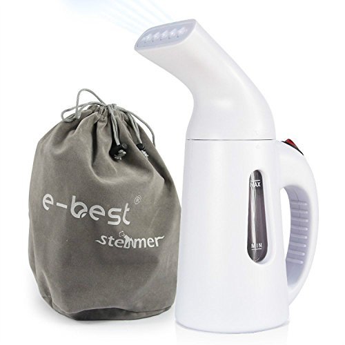 e best portable mini travel clothing ironing steamer