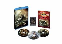 ホビット 竜に奪われた王国 ブルーレイ &DVD セット(初回限定生産)3枚組 [Blu-ray]