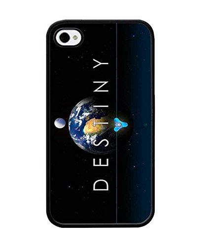 Customized For Iphone 4 Custodia Case Anti Scratch Prottetiva for Girls Magic Style Durable Destiny Logo White Custodia Case