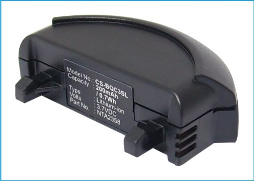 Battery2Go Li-Ion Battery Pack Fits Bose Qc3, Nta2358, 40229