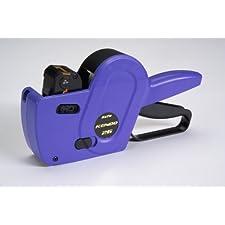 Le Kendo 26Price & Pistolet d'étiquetage, ligne simple, 6personnages