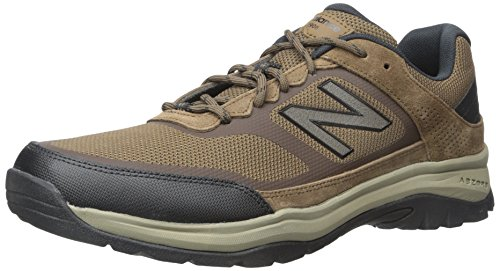 New Balance Men's MW669BR Walking Shoe, Brown, 12 4E US