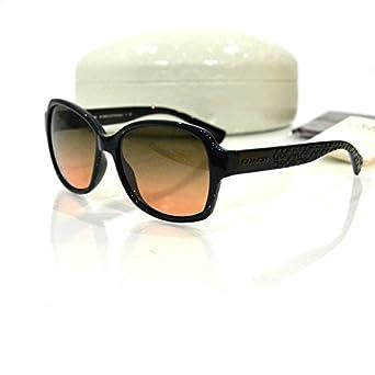 "Amazon.com: Coach ""Barbara"" Black Sunglasses - L934: Clothing"