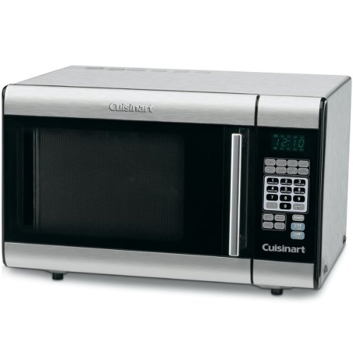 Cuisinart CMW-100 1-Cubic-Foot Stainless Steel Microwave Oven (Small Microwave Ovens Countertop compare prices)