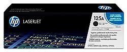 HP CB540A - Cartucho de impresión Color LaserJet, negro