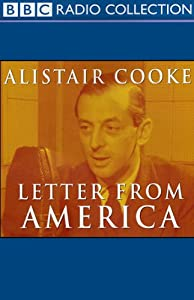Letter From America Radio/TV Program