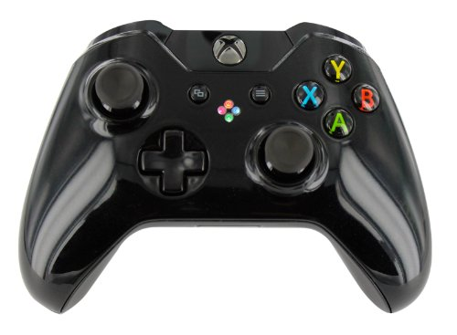 """Black Pearl"" Xbox One Custom Modded Controller"