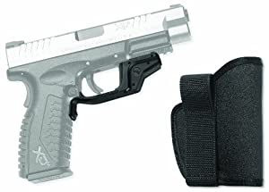 Crimson Trace Springfield Armory XD  and  XDM, Laserguard with Holster