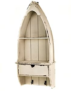 How To Make Boat Shaped Shelves