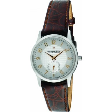Dreyfuss Gents Strap Watch DGS00001-22