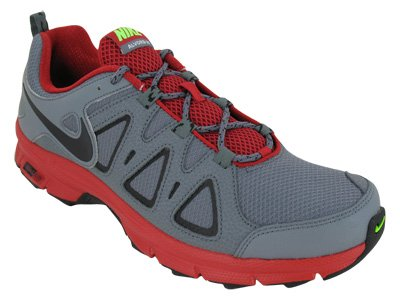 bd810e3c6dd Nike Men s NIKE AIR ALVORD 10 RUNNING SHOES 7 5 CL GREY BLK GYM RED ELCTRC  GRN