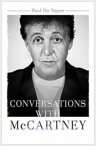 """""""Conversations with McCartney"""", livro com entrevistas desde 1989, será lançado; Adquira em pré-venda!!"""
