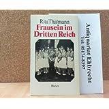 Frausein im dritten Reich