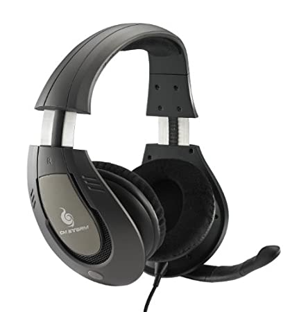 CM Storm Sonuz - Gaming Headset with Volume Control and Microphone On/Off Switch (SGH-4010-KGTA1)