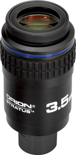 Oculaire pour télescope grand champ 3,5 mm Orion Stratus