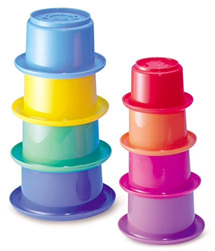 B kids Stack 'n Nest Cups Blue-Box