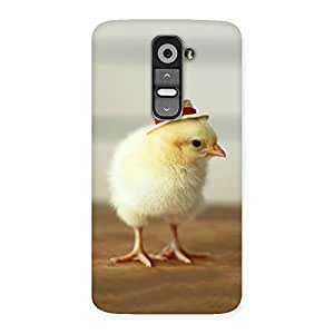 Hat Chik Back Case Cover for LG G2