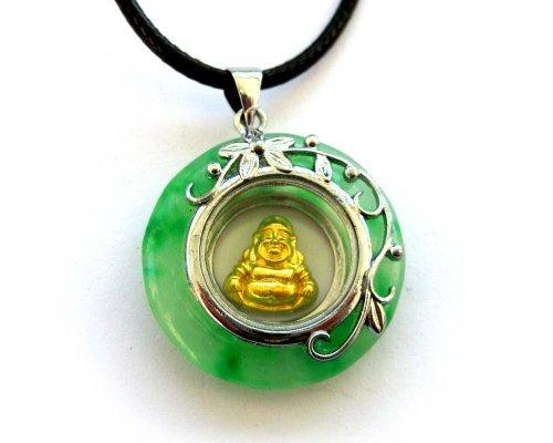 Buddhist Buddha Amulet Pendant