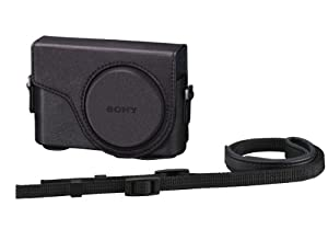 Sony LCJ-WD/B Jacket Case for the DSC-WX300 (Black)