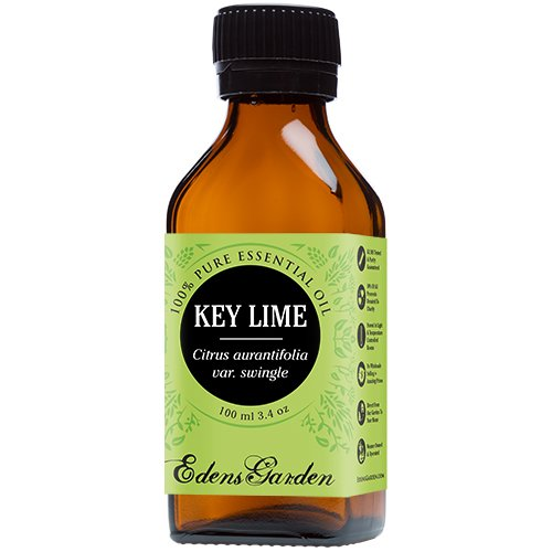 Key Lime 100% Pure Therapeutic Grade Essential Oil by Edens Garden- 100 ml