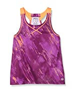 Wilson Top G Sp Painted (Violeta / Naranja)