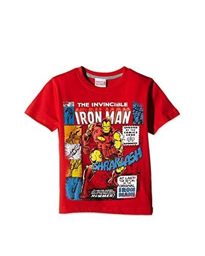 MARVEL T-Shirt Manica Corta Invincible