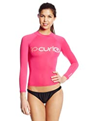 Rip Curl Women's Seaside Long Sleeve…