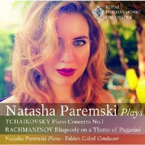 ナターシャ・パレムスキ:チャイコフスキーとラフマニノフを弾く(Natasha Paremski plays Rachmaninov & Tchaikovsky)