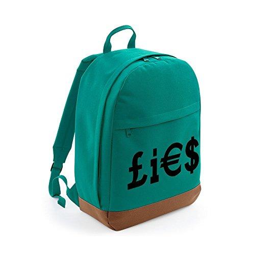 money-lies-anti-capitalism-capitalist-print-backpack-unisex-rucksack-bag