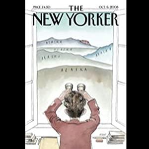The New Yorker, October 6th, 2008 (Raffi Khatchadourian, Peter J. Boyer, John Lahr) | [Raffi Khatchadourian, Peter J. Boyer, John Lahr]