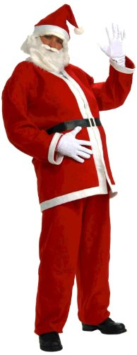 Forum Novelties Simply Santa Costume