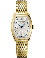 NEW LONGINES EVIDENZA LADIES WATCH L2.142.6.73.6