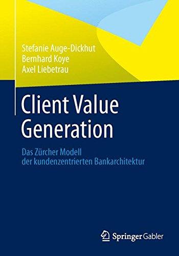 Client Value Generation