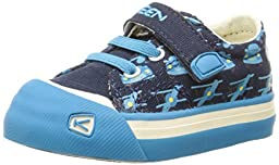 KEEN Coronado Print Shoe (Toddler/Little Kid),Midnight Navy Planes,5 M US Toddler