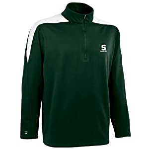Michigan State Spartans Adult Succeed Quarter Zip Fleece by Unknown