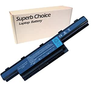 GATEWAY NV53A52u NEW95 NV55C Laptop Battery - Premium Superb Choice® 6-cell Li-ion battery