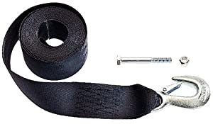 Dutton-Lainson 6249 20-ft Winch Strap with Hook 4000 lb by Dutton-Lainson Company