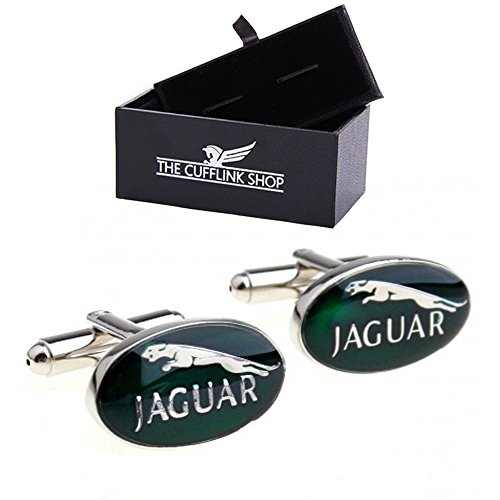 cool-mens-novelty-design-green-jaguar-car-logo-badge-cufflinks-with-luxury-gift-box