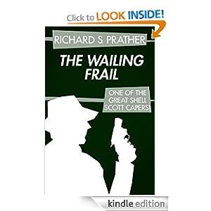 The Wailing Frail (Shell Scott) Richard S. Prather