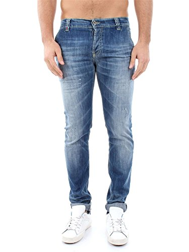 DONDUP RAYSSIMO UP210 G83 JEANS Uomo G83 29