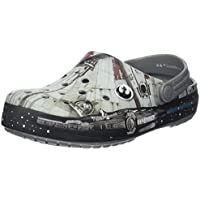 Crocs Unisex Crocband Millennium Falcon LED Light-Up Clogs
