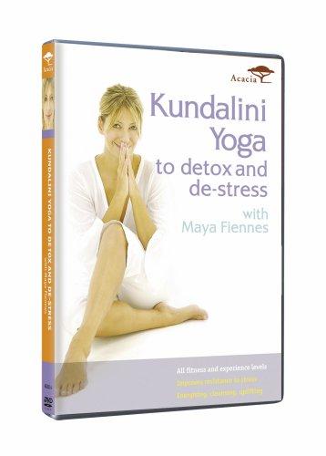 Kundalini Yoga - to Detox and De-stress - Includes bonus music CD featuring Maya [DVD]