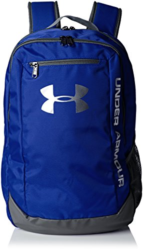 Under Armour, Zaino multifunzione Hustle, Blu (Ryl/Gph/Slv), Taglia unica