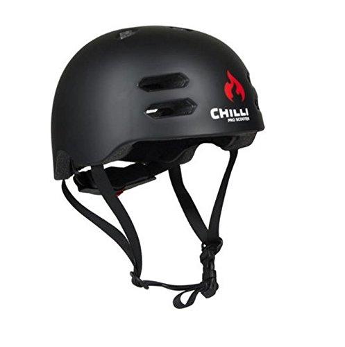 Chilli Pro Stuntscooter Helm inmold S schwarz Picture
