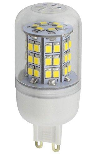 Toplimit G9 4 Watt 360 Lumens Led Light Bulb 48Pcs Leds Omnibearing 360° Degree Lighting Lamp Cool White 5000K