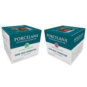 Amazon.com : Porcelana Skin Lightening Night Cream & Fade Dark Spots
