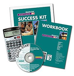 Calculated Industries 3415-KITRE Qualifier Plus IIIX Real Estate Success Kit